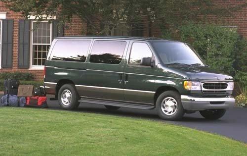 2002 ford econoline wagon passenger van e 150 xl fq oem 1 500