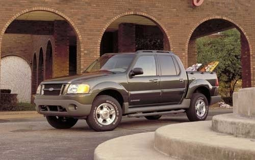 Maintenance Schedule For 2004 Ford Explorer Sport Trac
