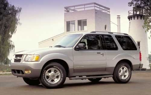 2002 ford explorer sport 2dr suv premium fq oem 1 500