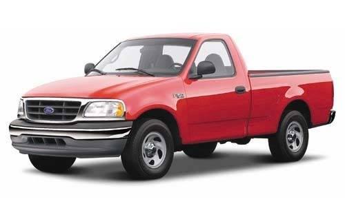 2002 ford f 150 regular cab pickup xl fq oem 2 500