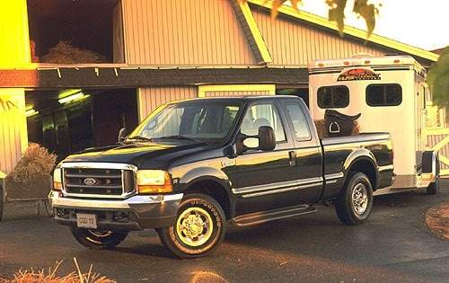 2002 ford f 250 super duty extended cab pickup xlt fq oem 1 500