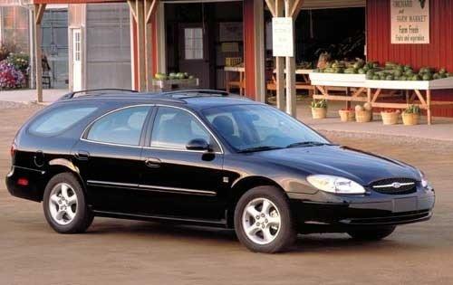 2002 ford taurus wagon se fq oem 1 500