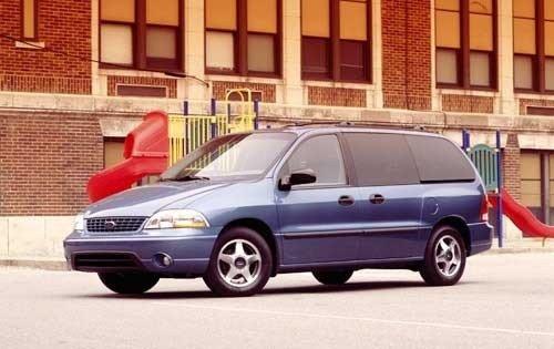 2002 ford windstar passenger minivan lx fq oem 1 500