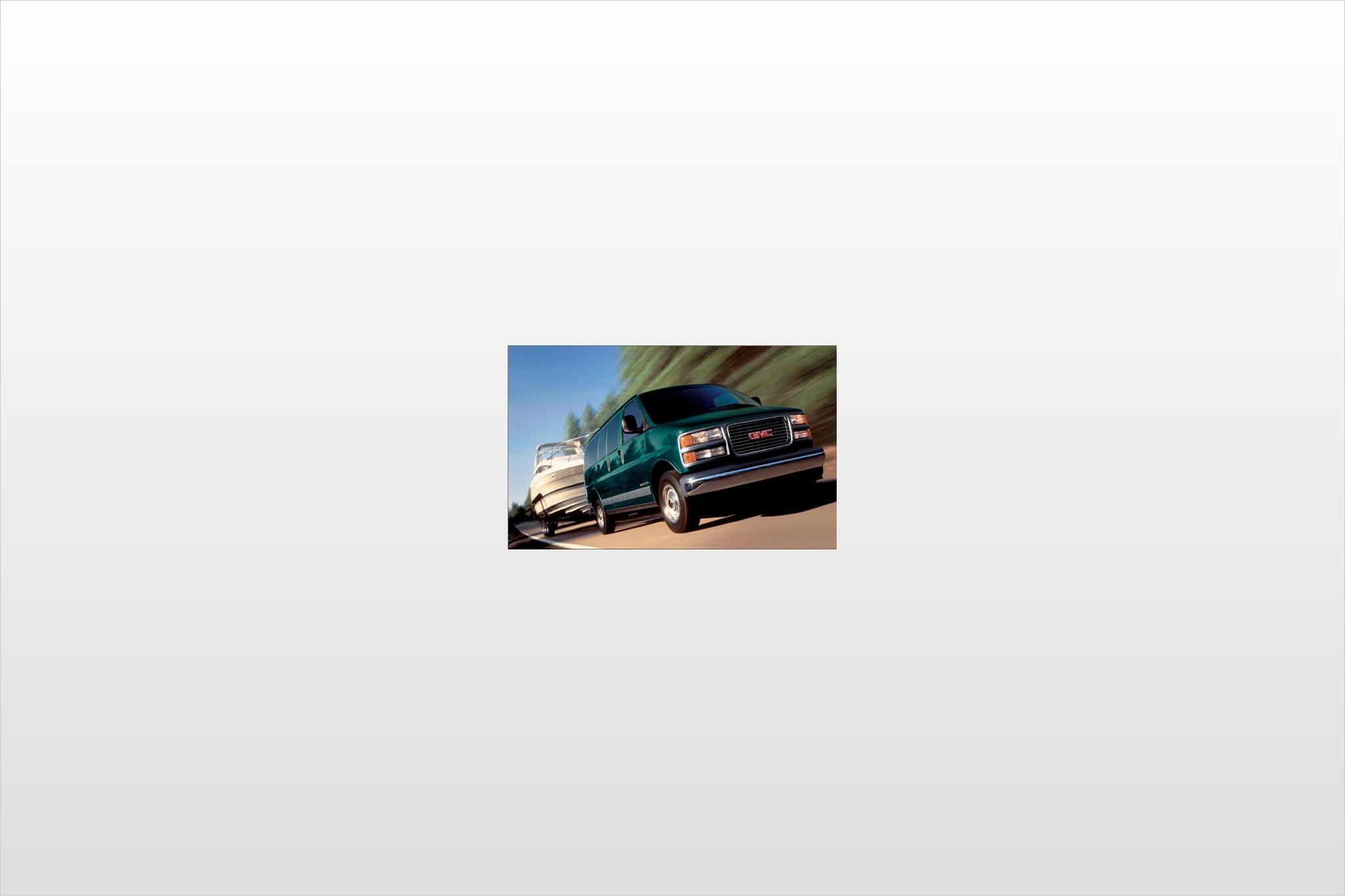 2002 gmc savana passenger van 3500 fq oem 1 2048