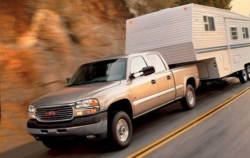 2002 gmc sierra 1500hd crew cab pickup slt fq oem 1 500