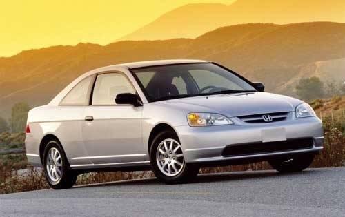 2002 honda civic coupe hx fq oem 1 500