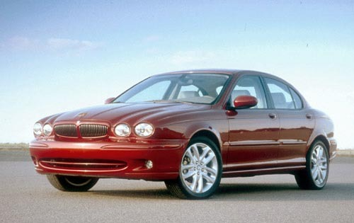2002 jaguar x type sedan 25 fq oem 1 500
