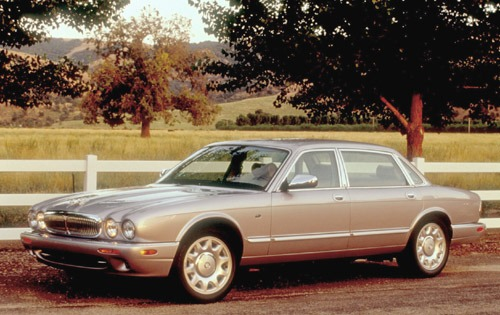 2002 jaguar xj series sedan super v8 fq oem 1 500