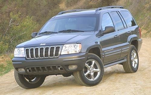 2002 jeep grand cherokee 4dr suv overland fq oem 1 500