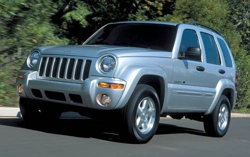 Maintenance Schedule For 2004 Jeep Liberty