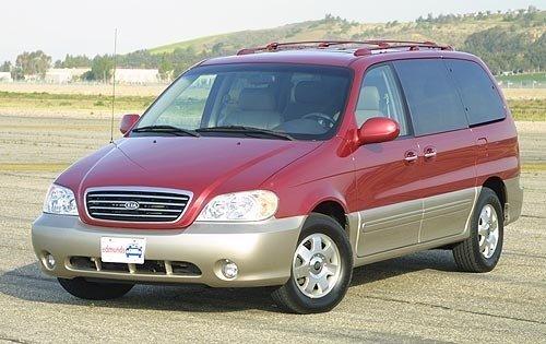 2002 kia sedona passenger minivan ex fq oem 1 500