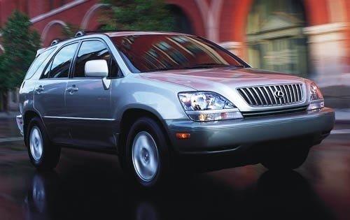 2002 lexus rx 300 4dr suv base fq oem 1 500