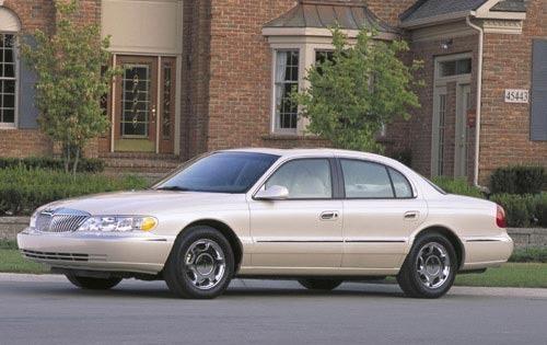 2002 lincoln continental sedan base fq oem 1 500
