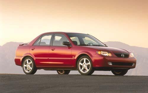 2002 mazda protege sedan es fq oem 1 500