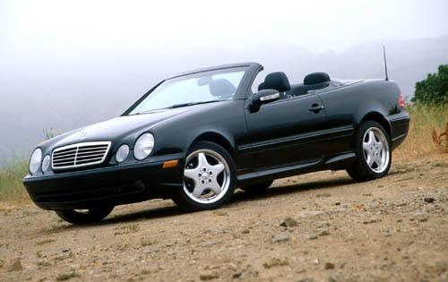 2002 mercedes benz clk class convertible clk320 fq oem 1 500