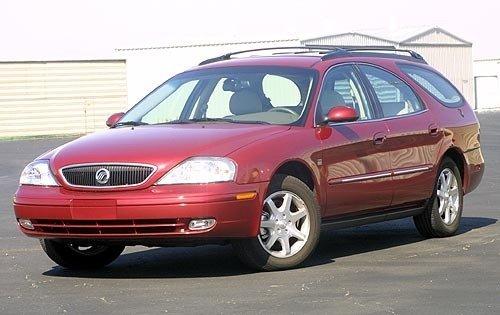 2002 mercury sable wagon ls premium fq oem 1 500