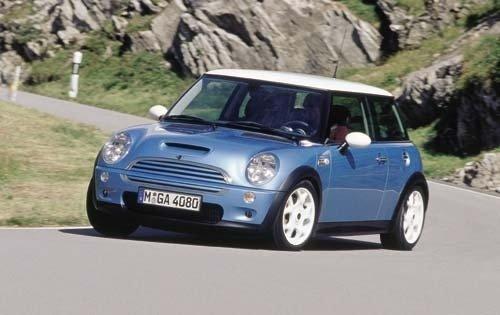 2002 mini cooper 2dr hatchback s fq oem 1 500