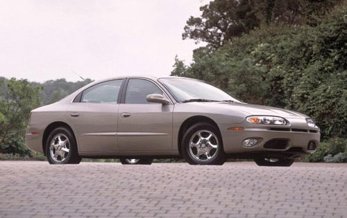 2002 oldsmobile aurora sedan 35 fq oem 1 500