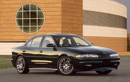2002 oldsmobile intrigue sedan gx fq oem 1 500
