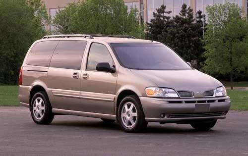 2002 oldsmobile silhouette passenger minivan premiere fq oem 1 500