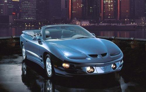 2002 pontiac firebird convertible base fq oem 1 500