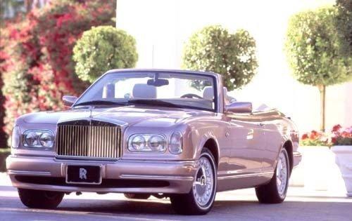2002 rolls royce corniche convertible base fq oem 1 500