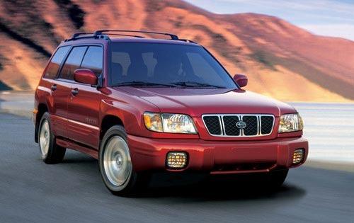 2002 subaru forester wagon s fq oem 2 500