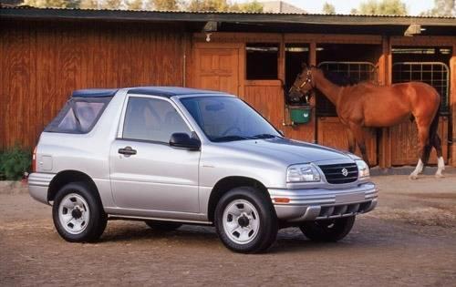 2002 suzuki vitara convertible suv jlx fq oem 1 500