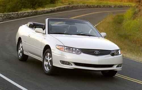 2002 toyota camry solara convertible sle v6 fq oem 1 500