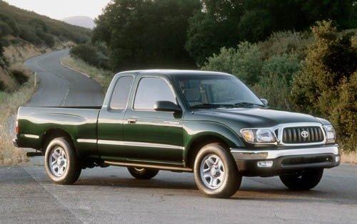 2002 toyota tacoma extended cab pickup v6 fq oem 1 500