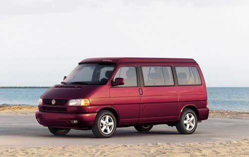 2002 volkswagen eurovan passenger minivan mv fq oem 1 500