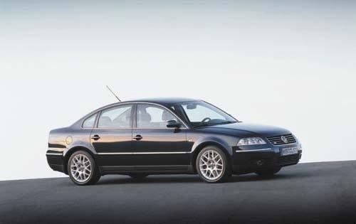 2002 volkswagen passat sedan w8 4motion fq oem 1 500
