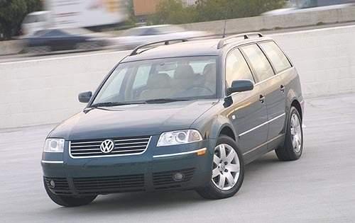 2002 volkswagen passat wagon glx 4motion fq oem 1 500