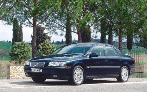 2002 volvo s80 sedan t6 fq oem 1 500