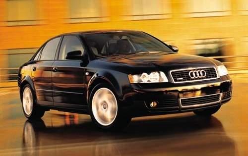 2003 audi a4 sedan 18t quattro fq oem 1 500