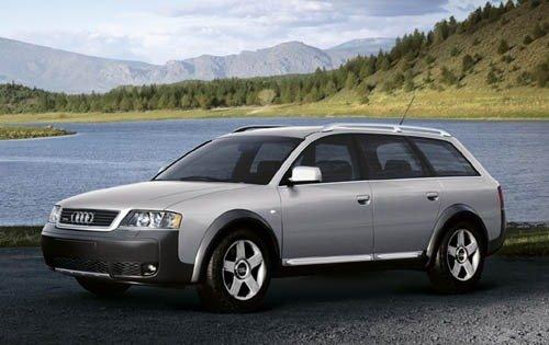2003 audi allroad quattro wagon base fq oem 1 500