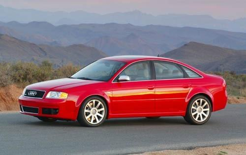 2003 audi rs 6 sedan quattro fq oem 1 500
