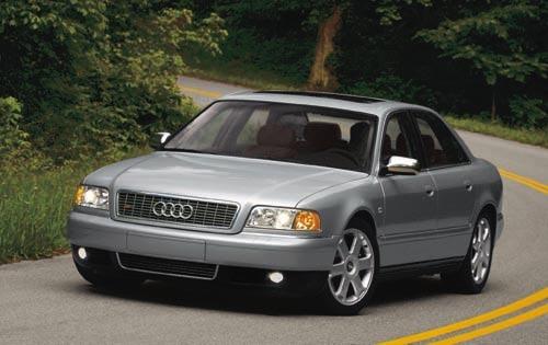 2003 audi s8 sedan quattro fq oem 1 500