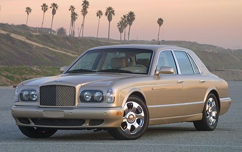 2003 bentley arnage sedan r fq oem 1 500