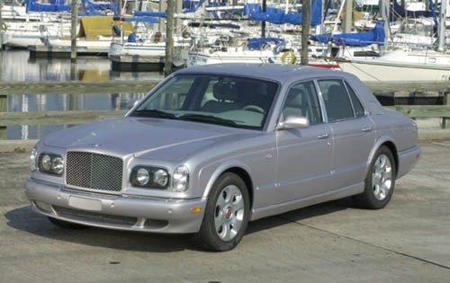 2003 bentley arnage sedan rl fq oem 1 500
