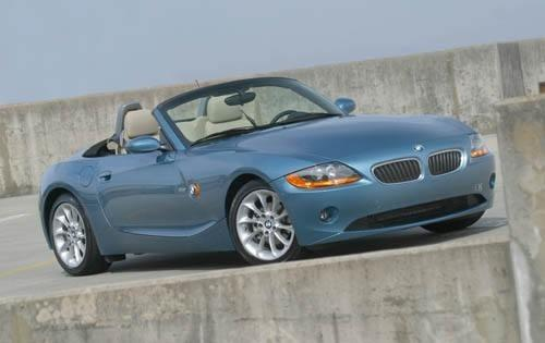 Maintenance Schedule For 2004 Bmw Z4 Openbay