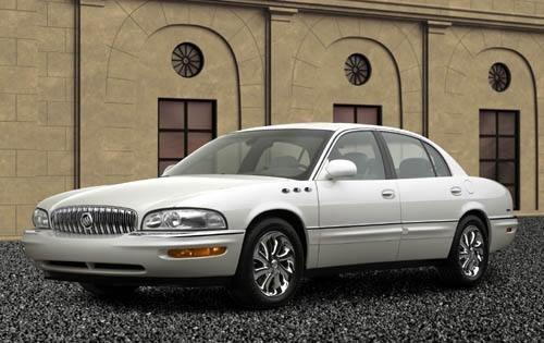 2003 buick park avenue sedan ultra fq oem 1 500