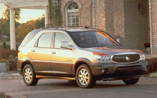 2003 buick rendezvous 4dr suv cx fq oem 1 500