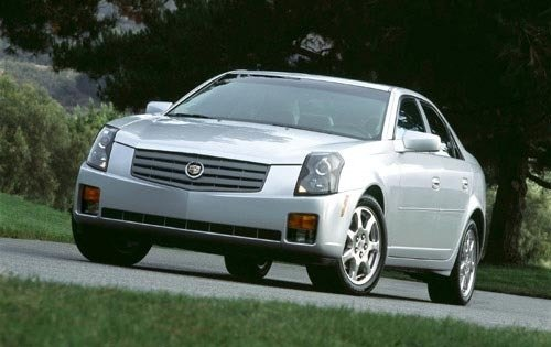2003 cadillac cts sedan base fq oem 1 500