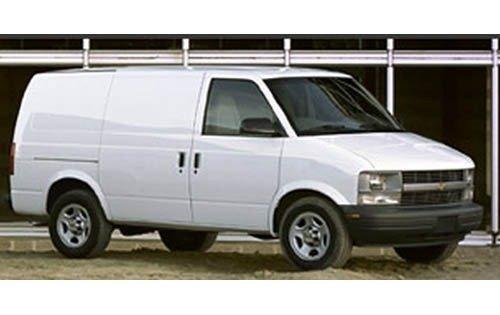2003 chevrolet astro cargo cargo minivan base fq oem 1 500