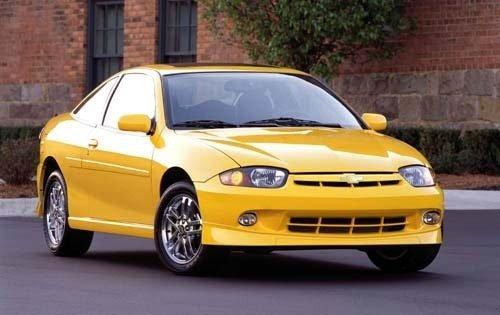 2003 chevrolet cavalier coupe ls sport fq oem 1 500