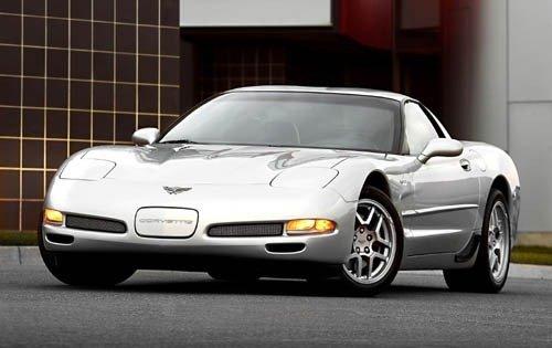 2003 chevrolet corvette coupe z06 fq oem 1 500