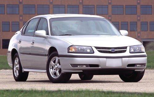 2003 chevrolet impala sedan ls fq oem 1 500