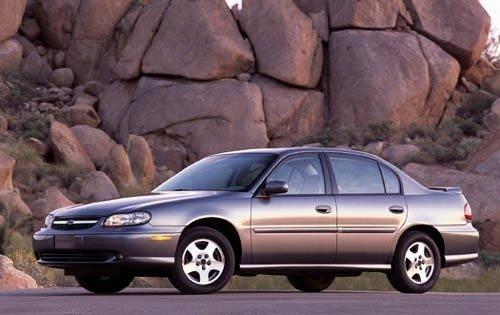 2003 chevrolet malibu sedan ls fq oem 1 500
