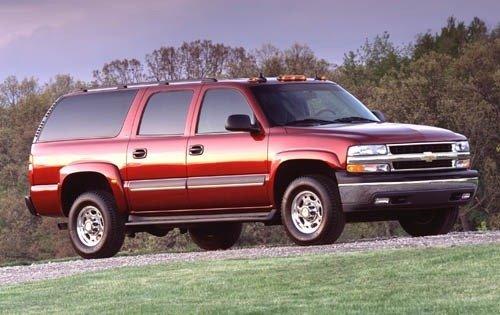 2003 chevrolet suburban 4dr suv 2500 ls fq oem 1 500